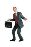 We run on job Stock Photography