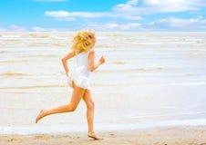 Run under sun Stock Images