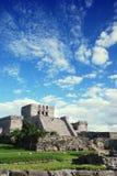 Ruínas de Tulum em México Fotos de Stock