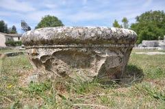 Ruínas romanas antigas Foto de Stock Royalty Free