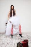 Runaway Bride Royalty Free Stock Image