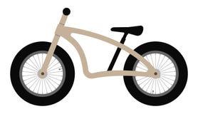 Runbike για τα παιδιά διανυσματική απεικόνιση