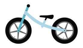 Runbike για τα παιδιά απεικόνιση αποθεμάτων