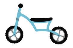 Runbike για τα παιδιά ελεύθερη απεικόνιση δικαιώματος