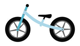 Runbike para los niños Fotos de archivo