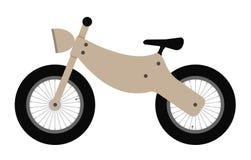 Runbike voor jonge geitjes Stock Afbeelding