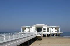 Rund auf dem Strand - Senigallia Lizenzfreie Stockbilder