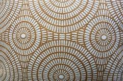 Rund spiralabstrakt begreppbakgrund Royaltyfri Fotografi