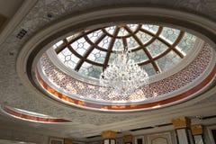 Rund takfönster Royaltyfria Bilder