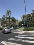 Rund um Alicante stockfotografie