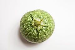 Rund Zucchini-zucchini Royaltyfria Bilder