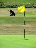 runda golfa, Zdjęcie Stock