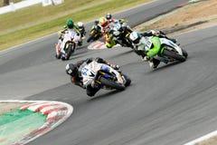 Runda 3 - mästerskap 2017 för Superbike för Yamaha motorfinans australisk Arkivfoton