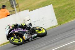 Runda 3 - mästerskap 2017 för Superbike för Yamaha motorfinans australisk Royaltyfri Fotografi