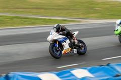 Runda 3 - mästerskap 2017 för Superbike för Yamaha motorfinans australisk Royaltyfria Bilder