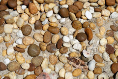runda stenar Fotografering för Bildbyråer