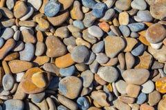 runda stenar royaltyfri bild