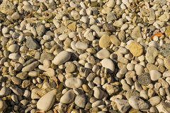 runda stenar Arkivbild