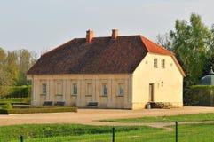 RUNDALE,拉脱维亚- Rundales宫殿-温室 库存图片