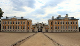 Rundale Palace - Latvia Stock Photography