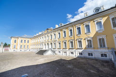 Rundale Palace Royalty Free Stock Image