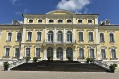 Rundale Palace, Latvia, North Europe Royalty Free Stock Images
