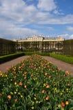 Rundale Palace Royalty Free Stock Photo