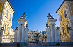 Rundale palace Royalty Free Stock Image