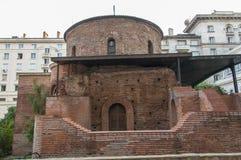 Rundbau-St George oder Sveti Georgi in Sofia, Bulgarien Lizenzfreie Stockfotografie