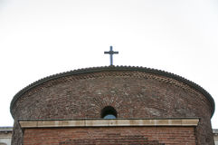 Rundbau-St George oder Sveti Georgi in Sofia, Bulgarien Lizenzfreies Stockbild