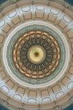 Rundbau vom Staat Texas-Kapitol-Gebäude Stockfoto
