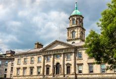 Rundbaugeburtsklinik in Dublin Stockfotografie
