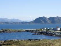 runde Норвегии Стоковые Изображения