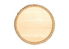 Runde Abbildung-Holzrahmen Lizenzfreie Stockbilder