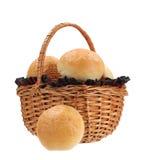 Runde Brote Stockbilder
