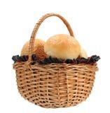 Runde Brote Stockfoto