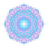 Runde dekorative Mandala Stockbilder
