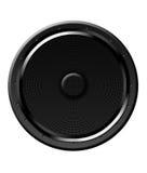 Runde Lautsprecher-Abbildung lizenzfreie stockfotografie