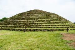 Runde Pyramiden Guachimontones Lizenzfreies Stockfoto