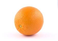 Runde saftige Orange Lizenzfreies Stockfoto