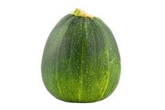 Runde Zucchini Stockbild