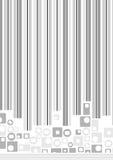 Runder Retro- Hintergrund Lizenzfreie Stockbilder