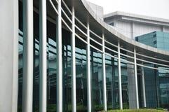 Rundes Gebäude mit Säulen Lizenzfreie Stockbilder