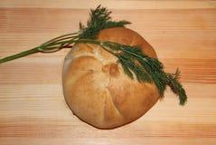 Rundes Pastetchen der tatarischen nationalen Küche Lizenzfreie Stockbilder