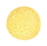 Rundes Zuckerplätzchen Stockfoto
