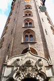 The Rundetaarn, or Rundetårn Round Tower, is a 17th-century t Stock Photos