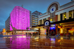 Rundle-Laterne Adelaide Stockfotografie