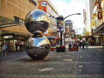 Rundle Mall Royalty Free Stock Images
