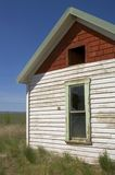 Rundown abandoned house Farm Homestead Royalty Free Stock Photo