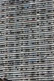Rundown Building in Sao Paulo Stock Photos